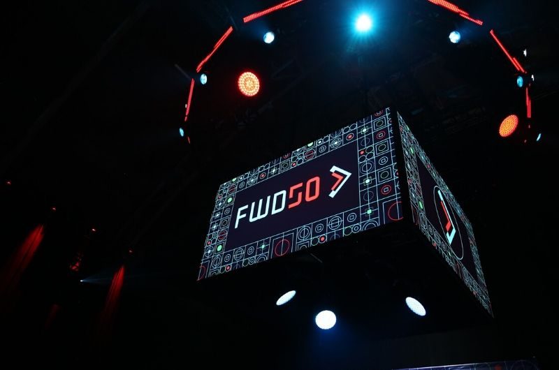 FWD50 speakers